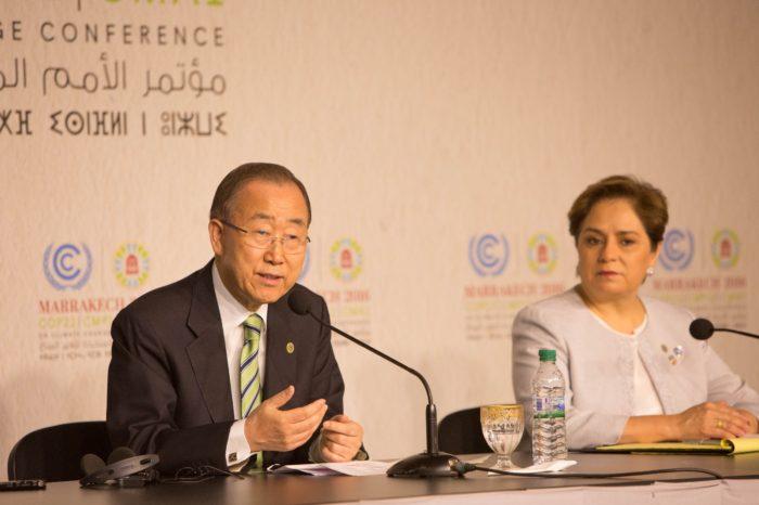 Los mensajes que deja Ban Ki Moon en su última COP