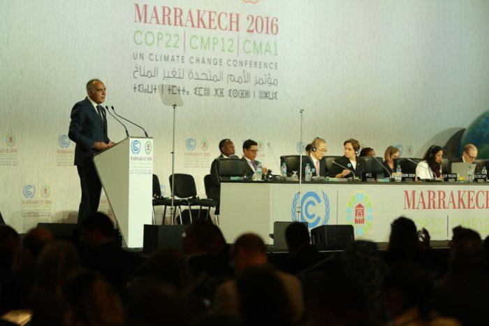 COP22, el camino para implementar el Acuerdo de París