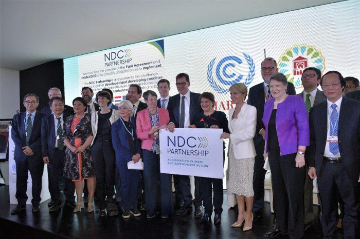 Crean alianza para acelerar acciones por el clima