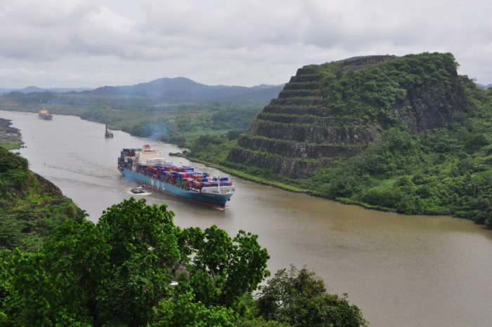 Nuevos datos sobre la estructura y formación del canal de Panamá