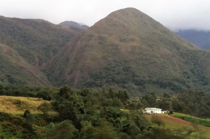 Serranía El Peligro, Arcabuco, Boyacá