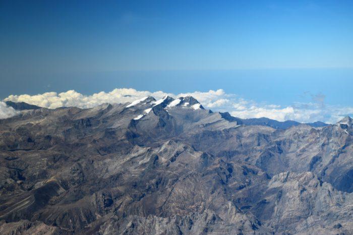 Relato sobre los guardianes de la montaña costera más alta del mundo