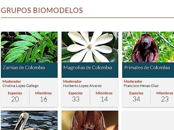 Nueva aplicación sobre biodiversidad
