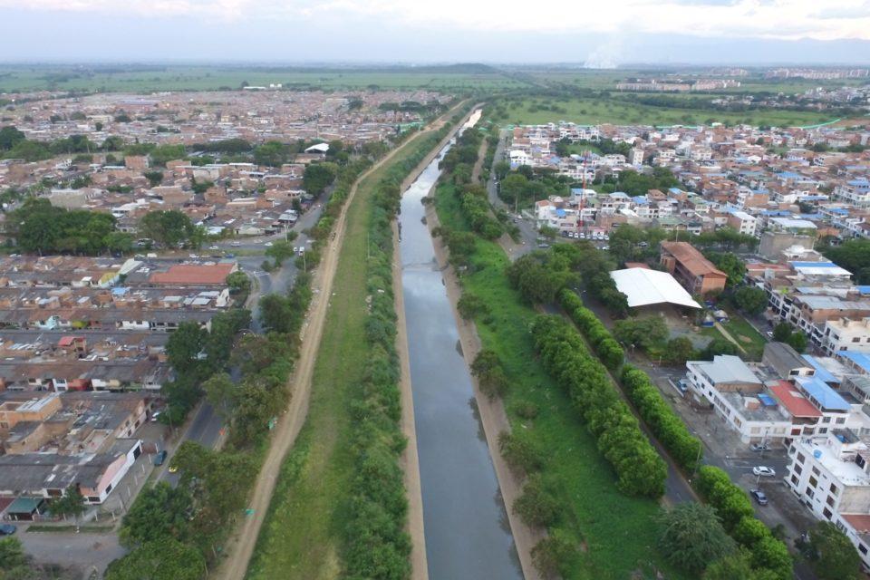 Entregan primera etapa de járillón en río Cauca