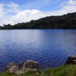 Laguna La Calderona, en el complejo paramuno de Bijagual - ©Corpochivor