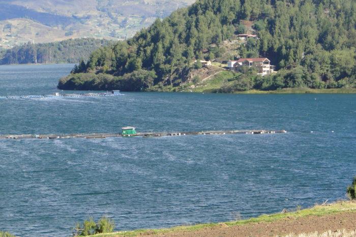 Así entró el lago de Tota al 'top 100' de turismo sostenible global
