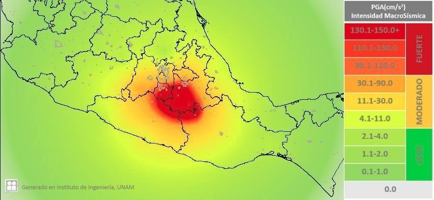 """""""Los sismos no se pueden predecir"""""""