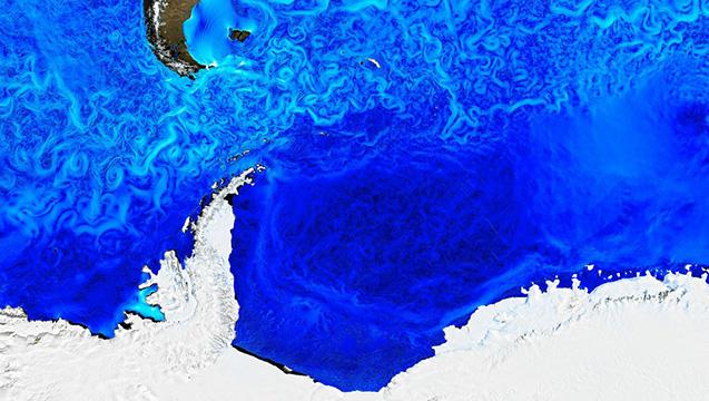 Pangeo quiere mejorar el análisis datos sobre cambio climático