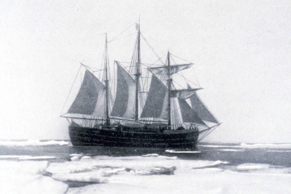 Se cumplen 106 años de primera expedición al polo sur