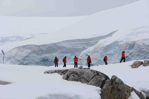 Expedición de mujeres a la Antártida por la igualdad y contra el cambio climático
