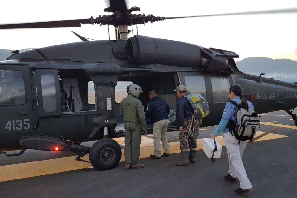 Despliegue investigativo por muerte de cóndores en la Sierra Nevada
